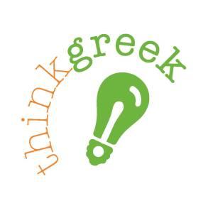 Think Greek Logo