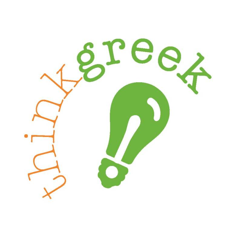 Think Greek Logo
