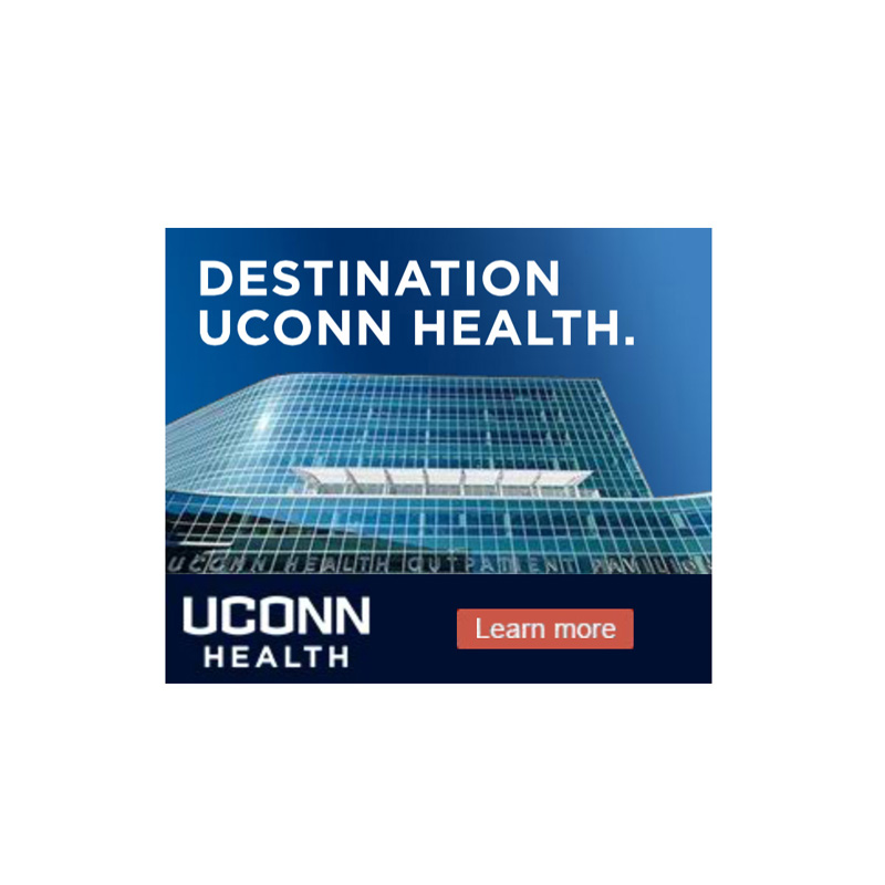 Destination UConn Health Online Ad
