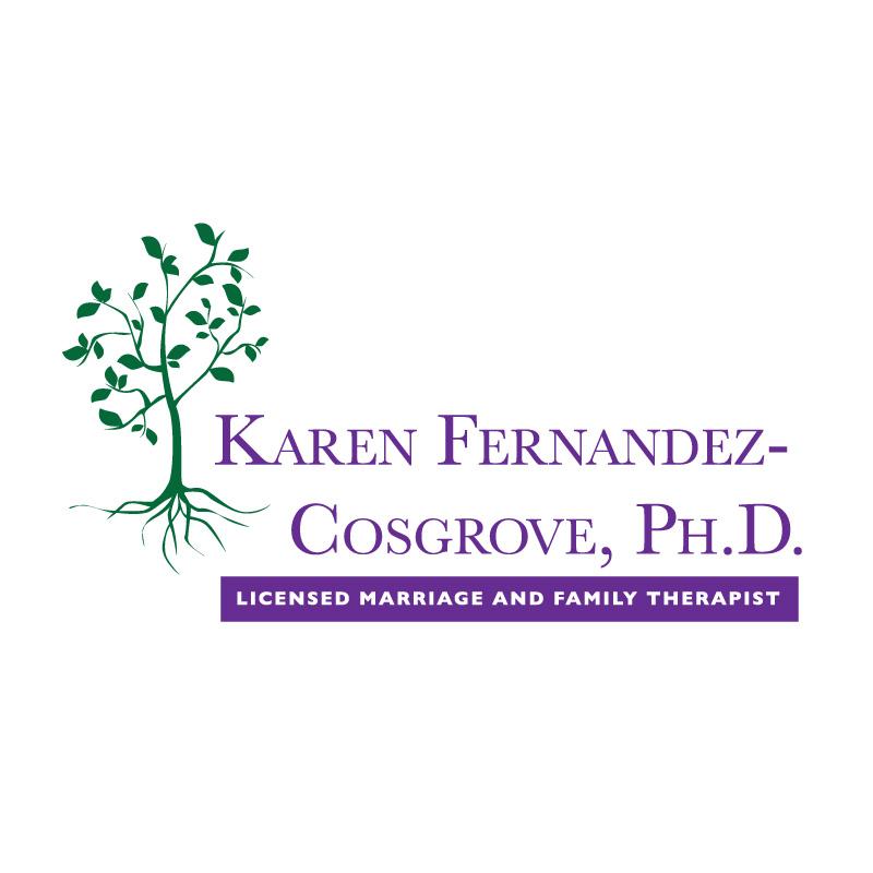 Karen Fernandez Logo