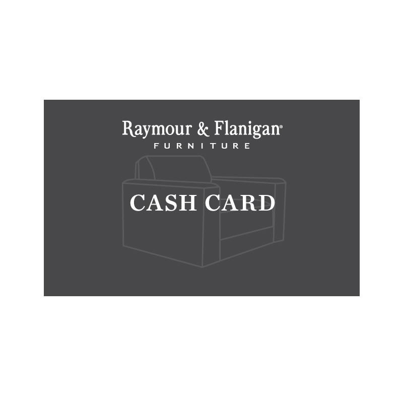 Raymor Flannigan Cash Card