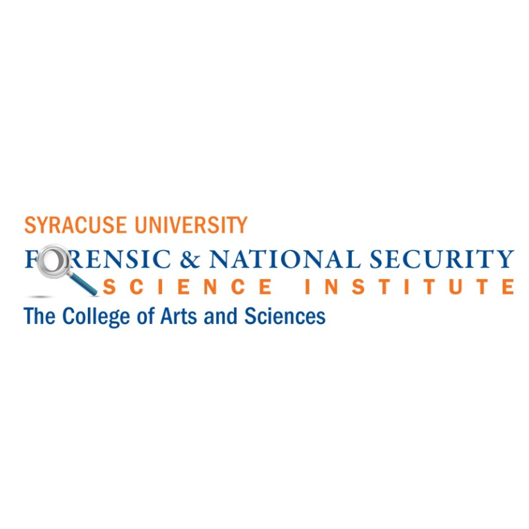 SU Forensic & National Security Science Institute Logo