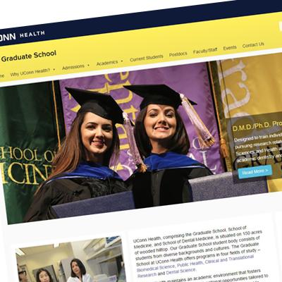 The UConn Health Graduate School